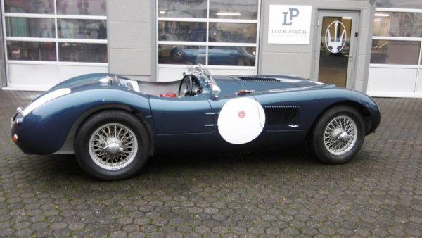 Jaguar C-Type Proteus for sale   Leo B  Peschl Classic