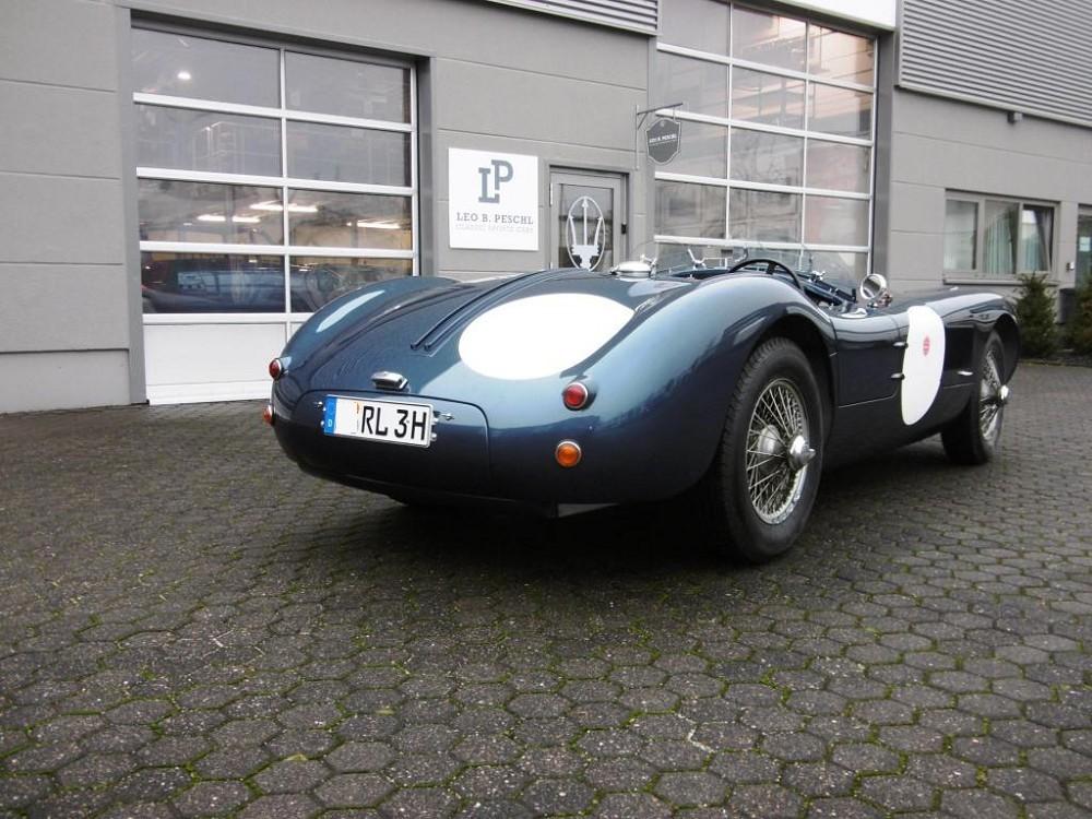 Jaguar C-Type Proteus for sale | Leo B  Peschl Classic Sports Cars GmbH