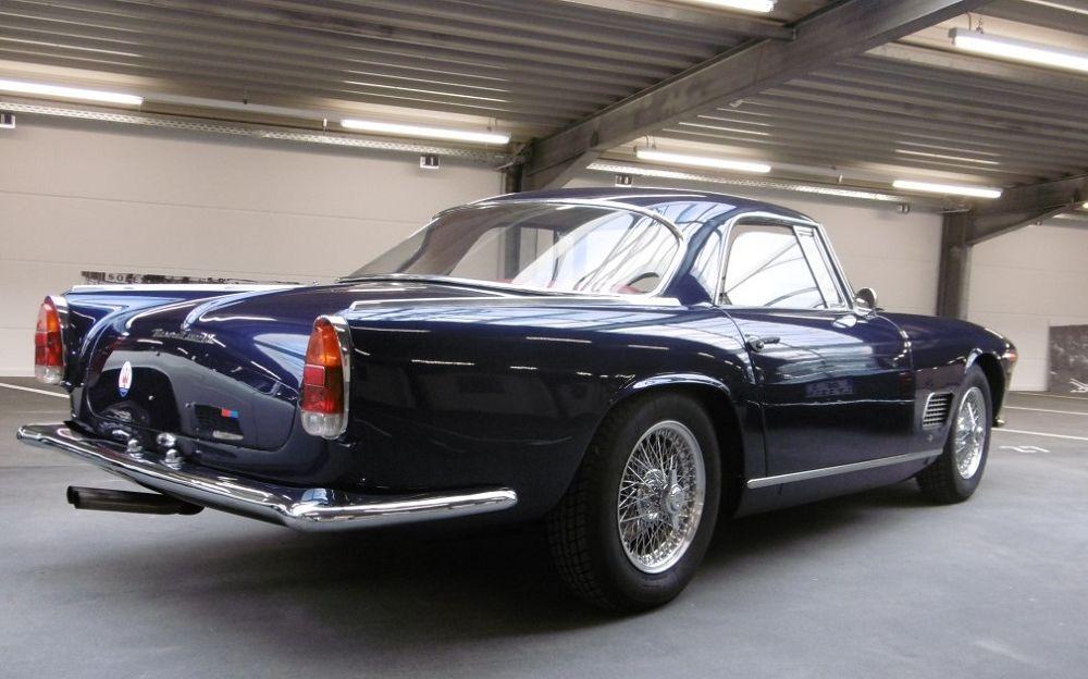 Maserati Ghibli Gt For Sale >> Maserati 3500GT for sale (AM101.1782) | Leo B. Peschl Classic Sports Cars GmbH